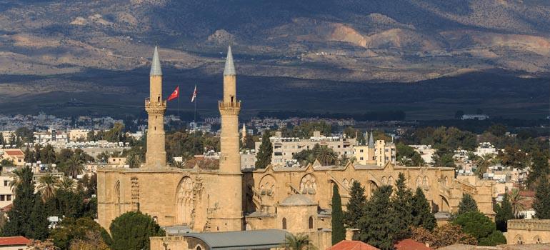 Lefkosa Selimiye Cami