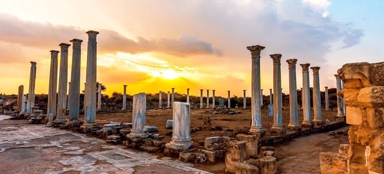 Salamis Harabeleri