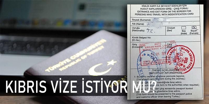 Kıbrıs Vize İstiyor Mu