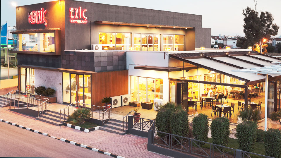 Eziç Restaurant Kıbrıs restoranlar