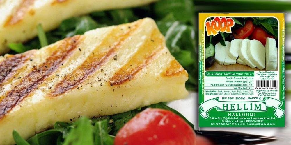Hellim Peyniri Kıbrıs'ta Ne Yenir