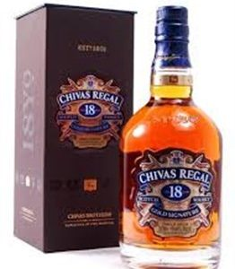 Chivas Regal 18 Year Kıbrıs Fiyatı