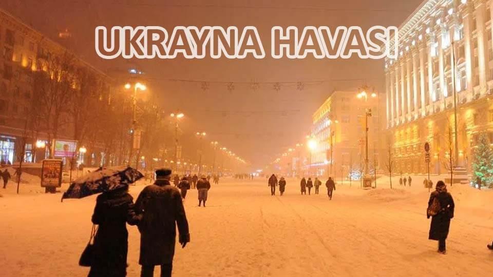 Ukrayna havası