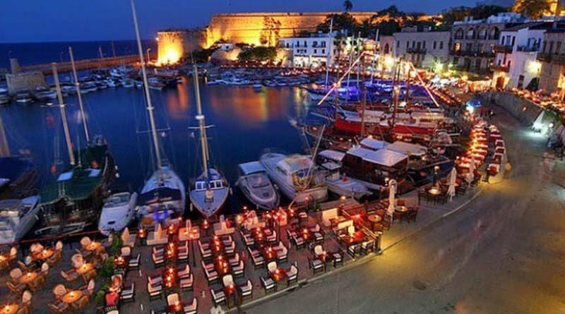 Girne Antik Liman - Girne Nerede