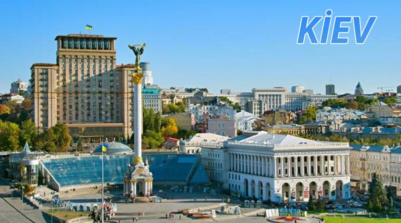 Kiev - Ukrayna Başkenti