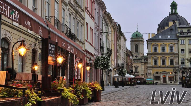 Lviv - Ukrayna Şehirleri