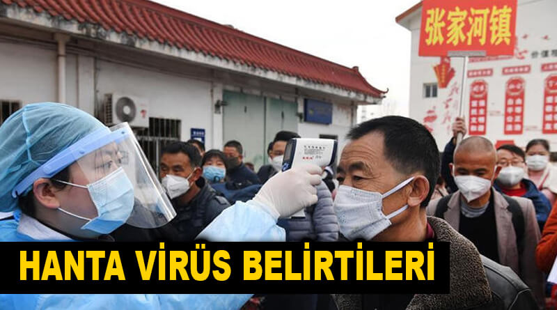 Hanta virüs belirtileri
