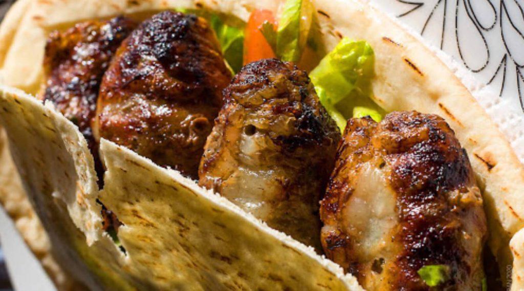 Kıbrıs Kebapları - Şeftali Kebabı