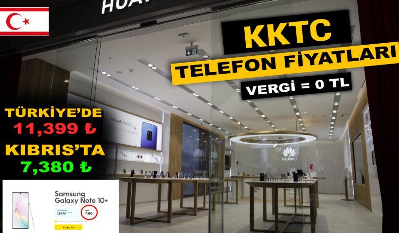 Kıbrıs Telefon Fiyatları 2021